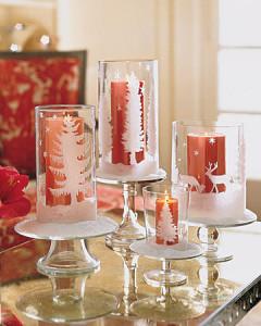 Božićne dekoracije - nekoliko inspirativnih ideja