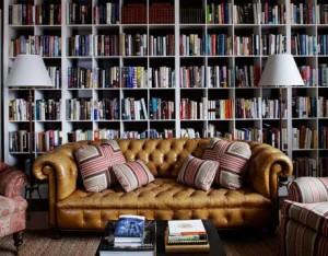 Kućna biblioteka - Uređenje biblioteke